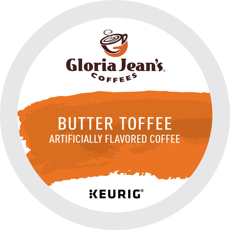 Butter Toffee Coffee K-Cup® Pods