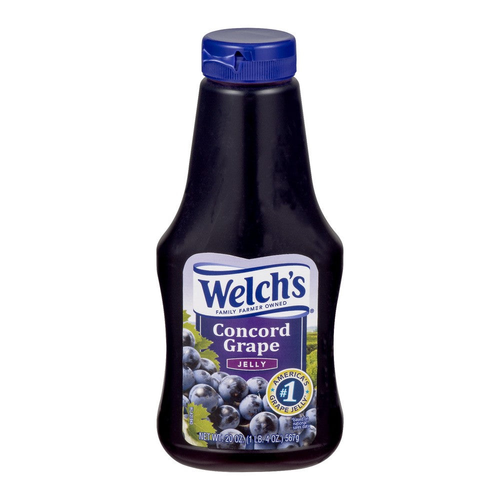 WELCHS GRAPE JELLY-20oz