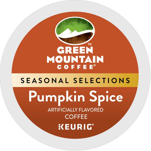 Pumpkin Spice K-Cup® Pods, Light Roast, Flavored, Kosher | Keurig Green Mountain