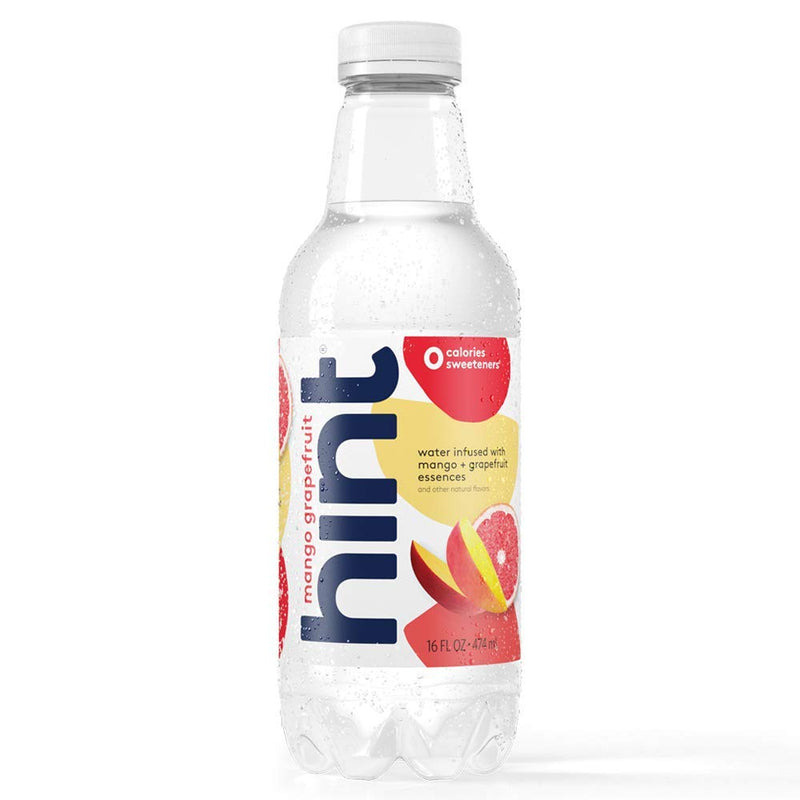 Hint Water Grapefruit 12/16oz