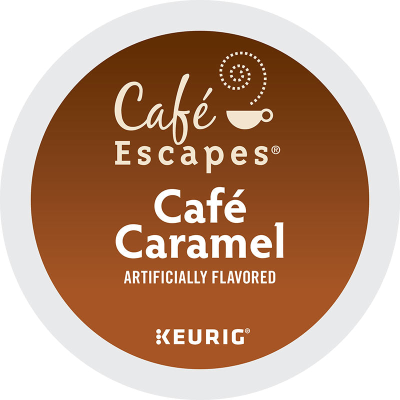 Cafe Escapes Cafe Caramel K-Cup® Pods