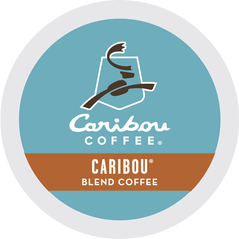 Caribou Blend Coffee, K-Cup, Keurig | Caribou Coffee®