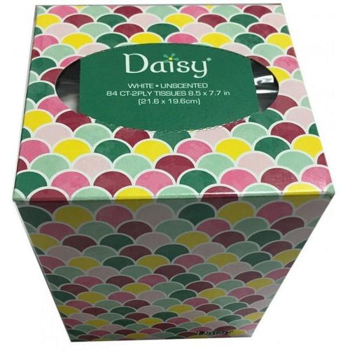 US Alliance Daisy Boutique Tissues 84ct