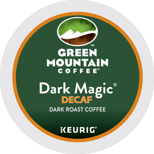 Dark Magic® Decaf, Keurig K-Cup | Green Mountain Coffee®