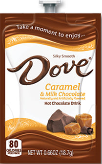 Caramel Milk Hot Chocolate Flavia® Freshpacks