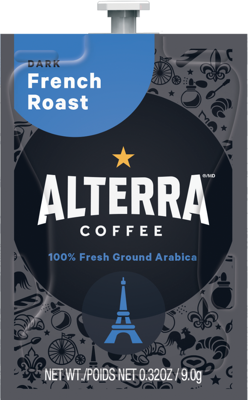 Flavia® French Roast Freshpacks