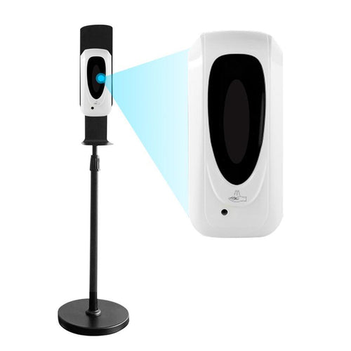Touchless Sensor-Automated Hand Sanitizer Stand