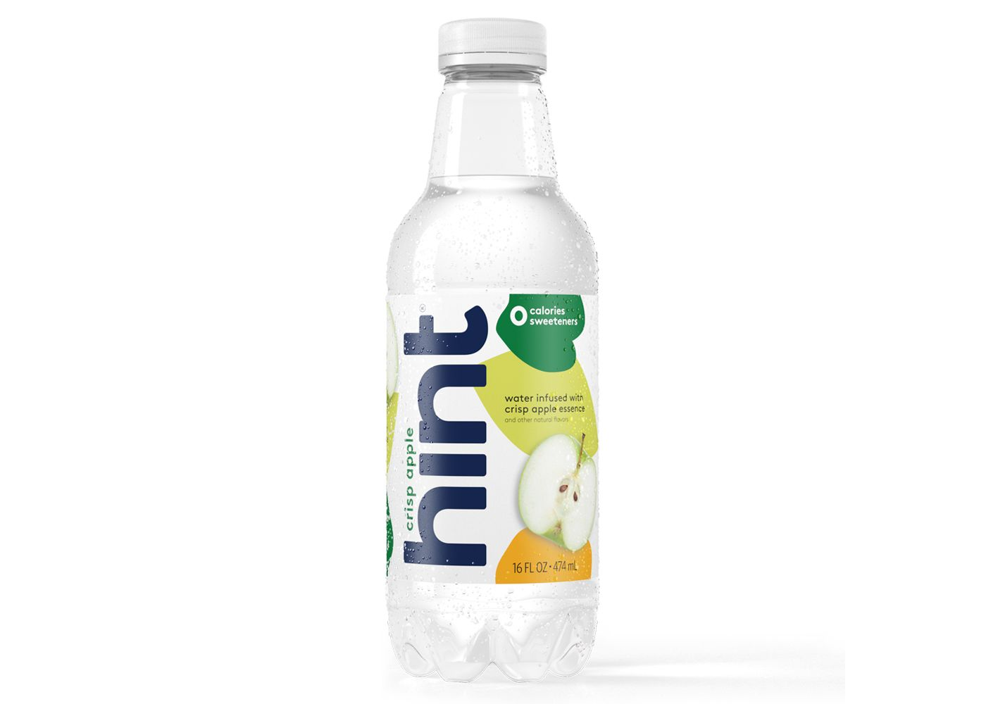 Hint Water Crispy Apple 12/16oz