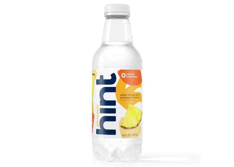 Hint Water Pineapple 12/16oz