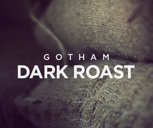 Irving Farm Gotham Dark Roast Ground Coffee - 12oz bag