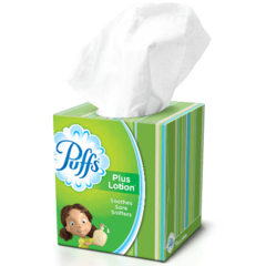 Puffs Plus Tissues 56CT
