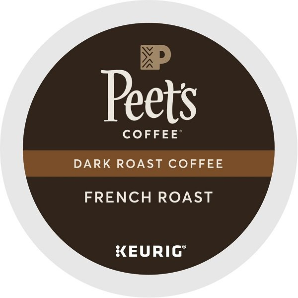 Peet's French Roats K-Cup Pods