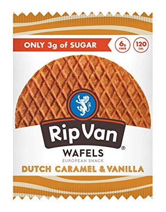 Rip Van Wafel Dutch Caramel Single Serve