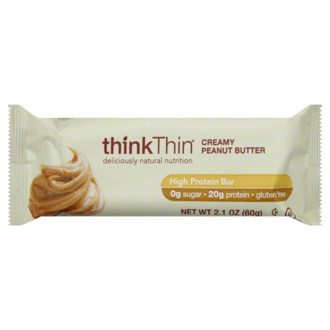 Think Thin Creamy Peanut Butter Bar