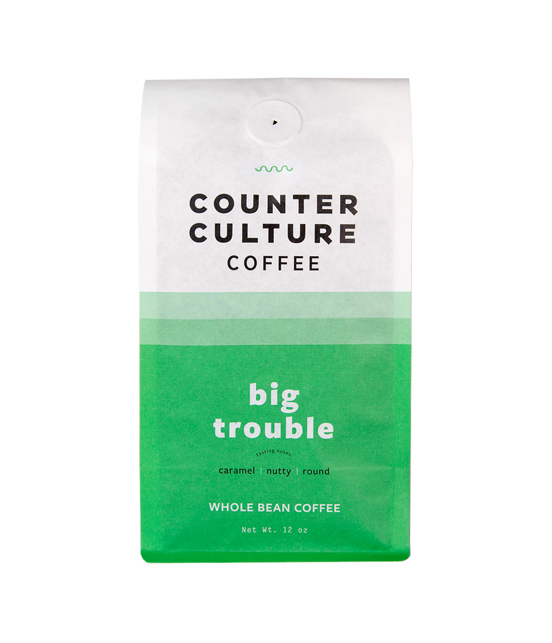 Counter Culture Big Trouble Whole Bean Coffee - 1.5lb per bag