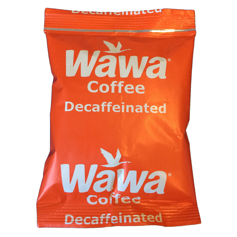 Decaf Ground Coffee 2 oz Bag, 36ct| Wawa