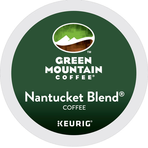 Green Mountain Nantucket Blend Coffee K-Cup® Pods
