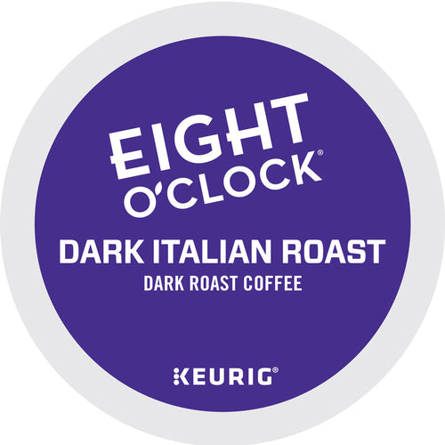 Beginnings Dark Italian Roast Coffee, Dark Roast, 100% Arabica | Eight O'Clock®