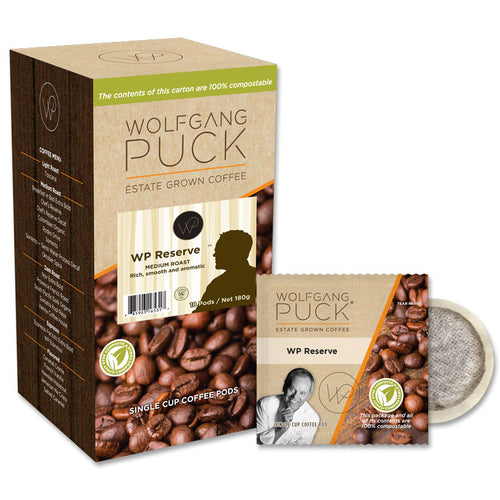 Wolfgang Puck WP Reserve Coffee Pods