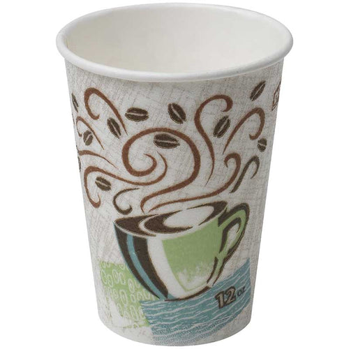 Dixie® PerfecTouch® 12 oz. Insulated Paper Cups, 50 Cup Sleeve | Dixie®