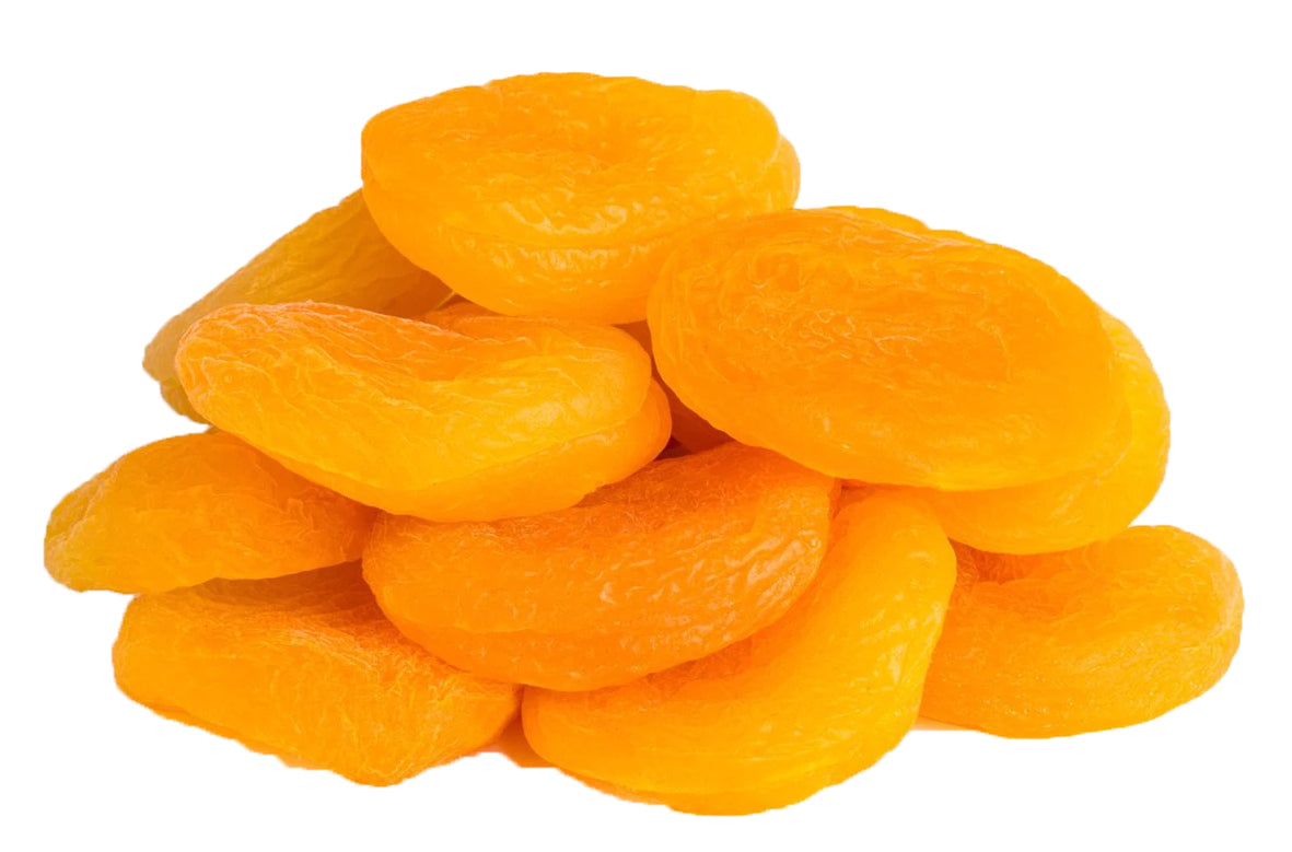 Dried Apricots 7lb tub