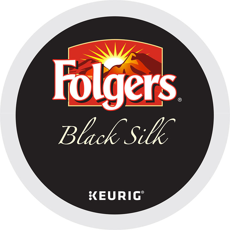 Black Silk Coffee K-Cup® Pods