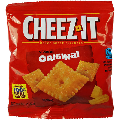 Cheez-It® Original Crackers, Kellogg's®, Snack Cracker | Sunshine®