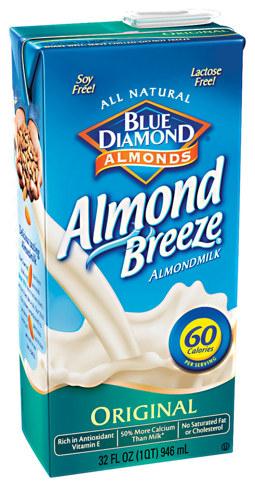 Blue Diamond Almond Breeze 32oz