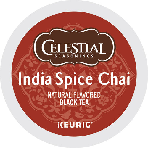 India Spice Chai, Keurig K Cup | Celestial Seasonings®