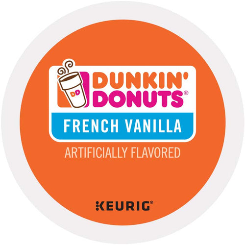 French Vanilla, Keurig K-Cup | Dunkin' Donuts