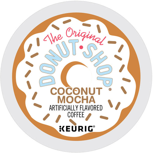 Coconut Mocha Coffee K-Cup® Pods