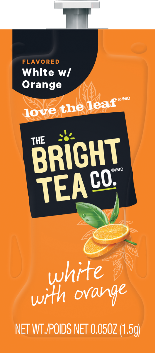 White Tea with Orange Flavia® Freshpacks