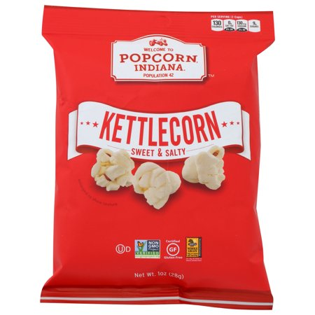 Popcorn Indiana Sweet and Salty Kettlecorn 1oz bags