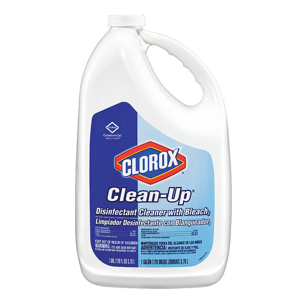 Clorox Clean-Up® Clean-Up Cleaner Disinfectant with Bleach 128oz