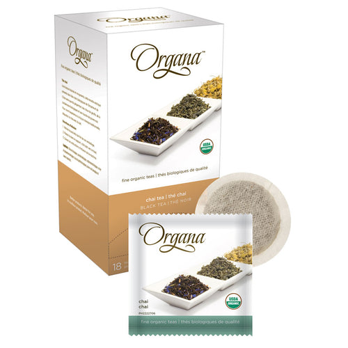 Chai Tea, Soft Pods | Organa™