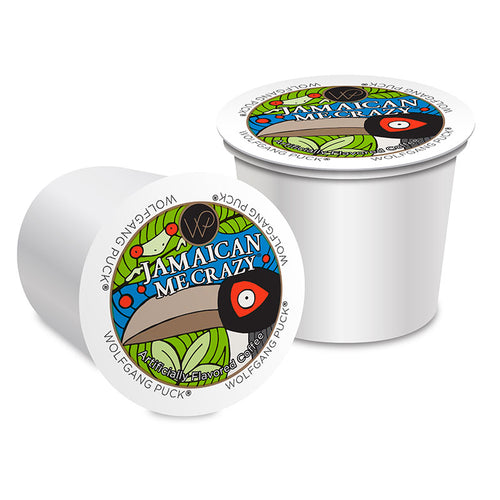 Jamaican Me Crazy Coffee, RealCup® pods | Wolfgang Puck