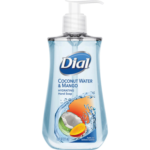 Dial Coconut Water & Mango Liquid Hand Soap 7.5oz