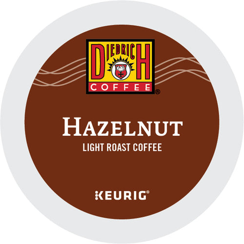 Hazelnut Coffee K-Cup, Light Roast, Arabica | Diedrich Coffee