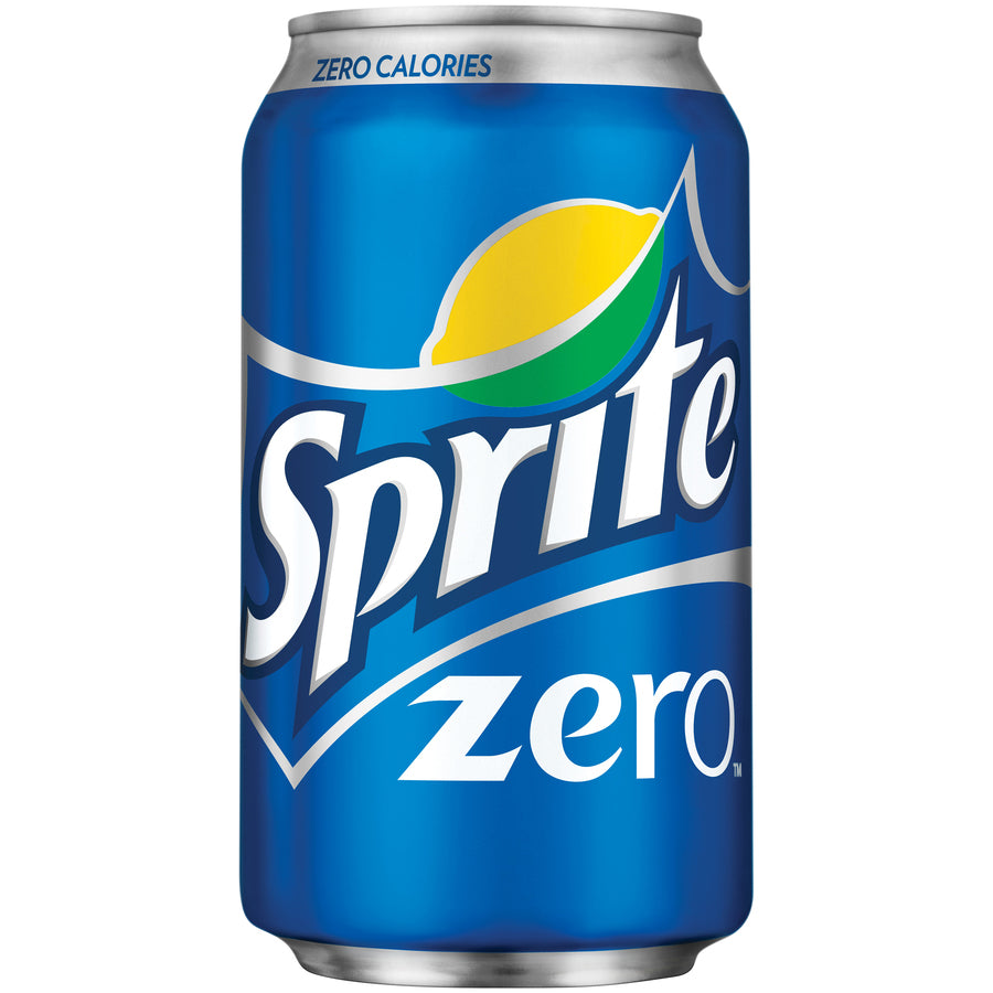 Diet Sprite Zero 24-12oz cans per case