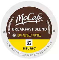 Breakfast Blend Coffee K-Cup® Pods