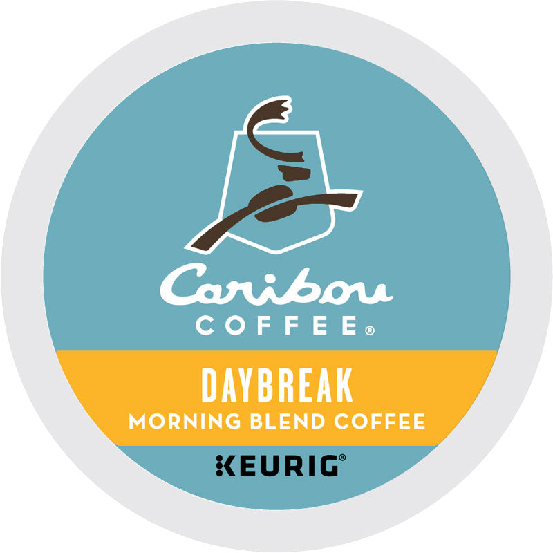 Daybreak Morning Blend Coffee, K-Cup®, Keurig® | Caribou Coffee®