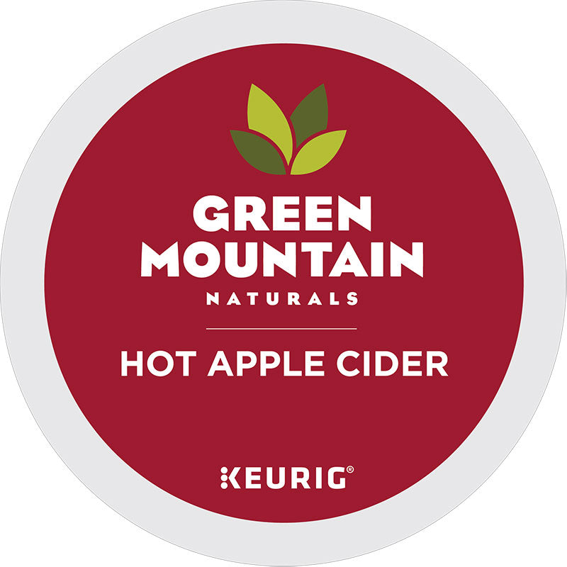 Hot Apple Cider, Fruit Brew, K-Cup | Green Mountain Naturals®