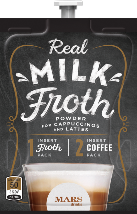 Flavia® Real Milk Froth Freshpacks