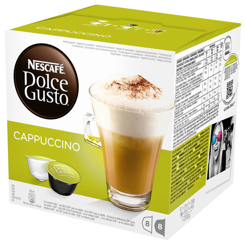 Cappuccino Dolce Gusto® Capsules