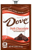 Dove Dark Hot Chocolate Flavia® Freshpacks