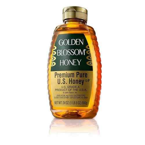 Golden Blossom Honey 24oz