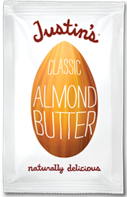Justin's Classic Almond Butter Squeeze Packs 10/1.15oz Packs