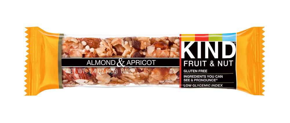Kind Bar Almond & Apricot 12ct box