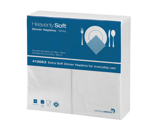Heavenly Soft Dinner Napkins 100ct