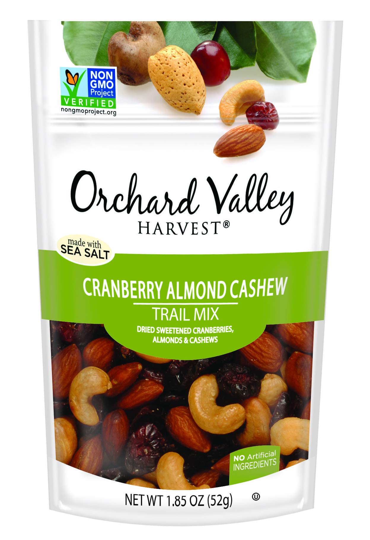 Orchard Valley Trail Mix 14- 1.85oz bags